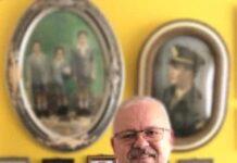 artista visual, escritor e chef de cuisine Luiz Arthur Montes Ribeiro