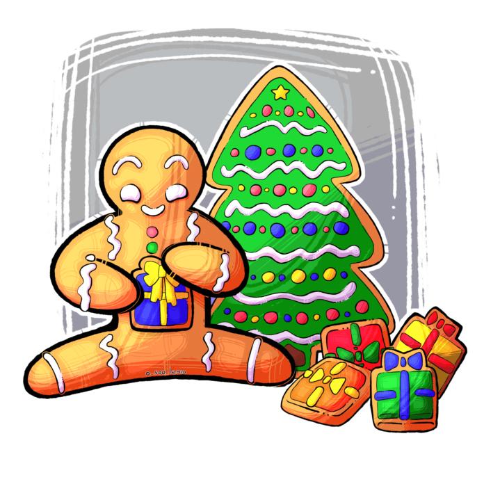 um olhar diferente para o Natal