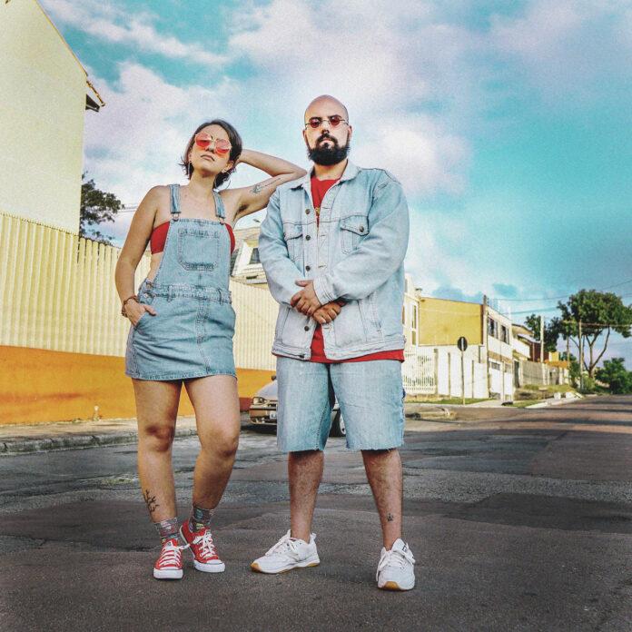 Rapper Beduino e Jaquelivre